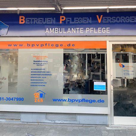 BPV ambulante Pflege - Unser Büro Mainz- Lerchenberg